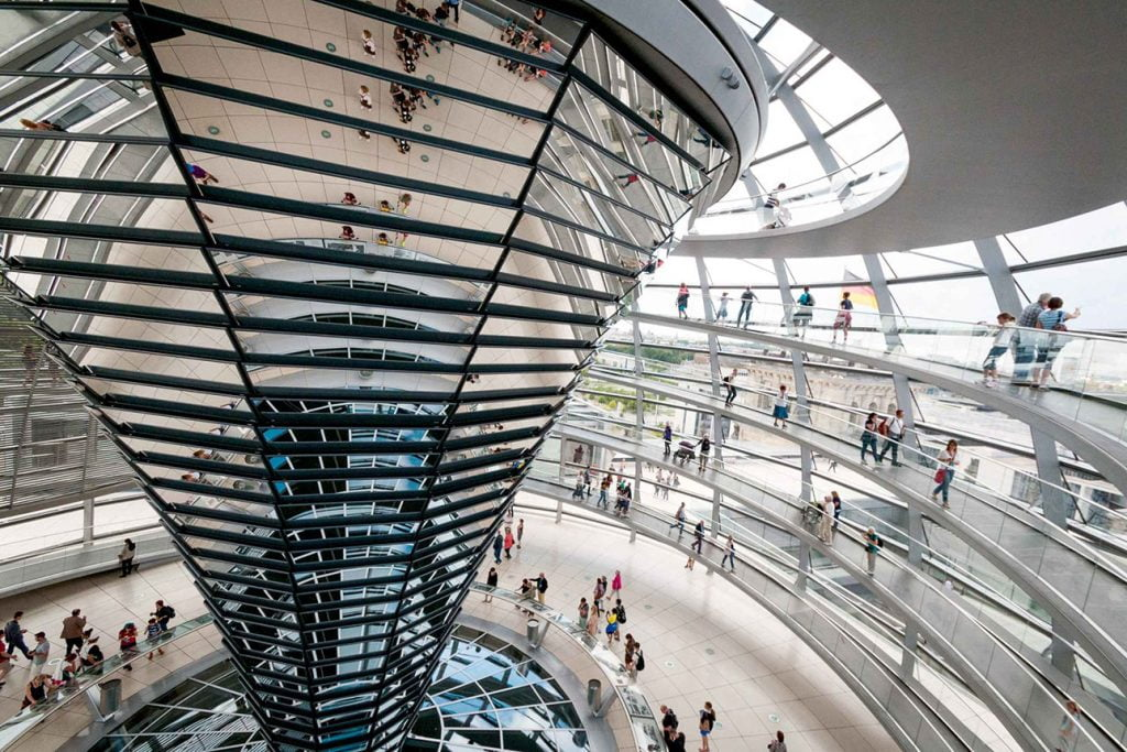 Reichstag in Berlin besuchen