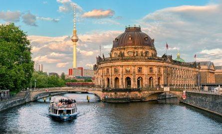 Ticket für eine Bootstour in Berlin