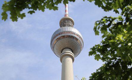 Tickets für den Fernsehturm in Berlin