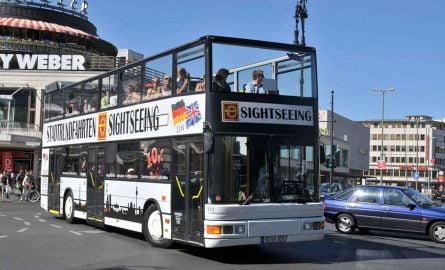 Berlin Bustour