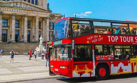Berlin Hop On Hop Off Bus Tickets