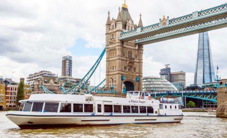 Bootstouren auf der Themse