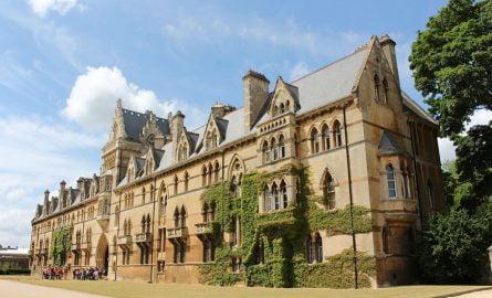 Oxford Tour ab London