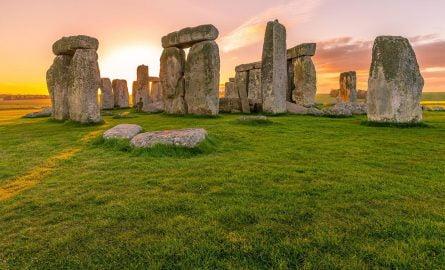 Stonehenge Tickets ab London