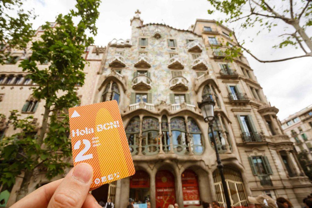 City Pass für Barcelona