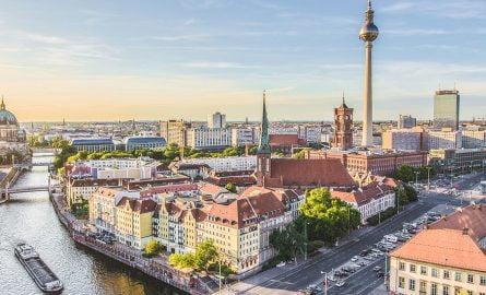 Bootstour in Berlin auf der Spree