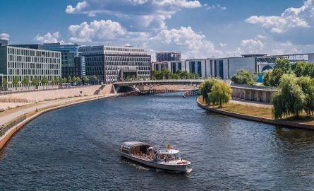 Bootstour durch Berlin