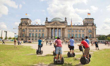 Stadtführung durch Berlin mit dem Segway