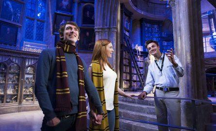 Harry Potter Studios Geführte Tour