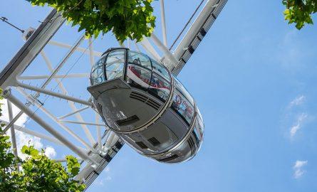London Eye Kapsel
