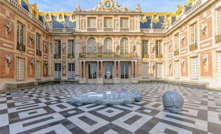 Schloss Versailles in Paris