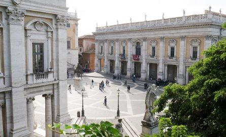 Capitoline Hill in Rom