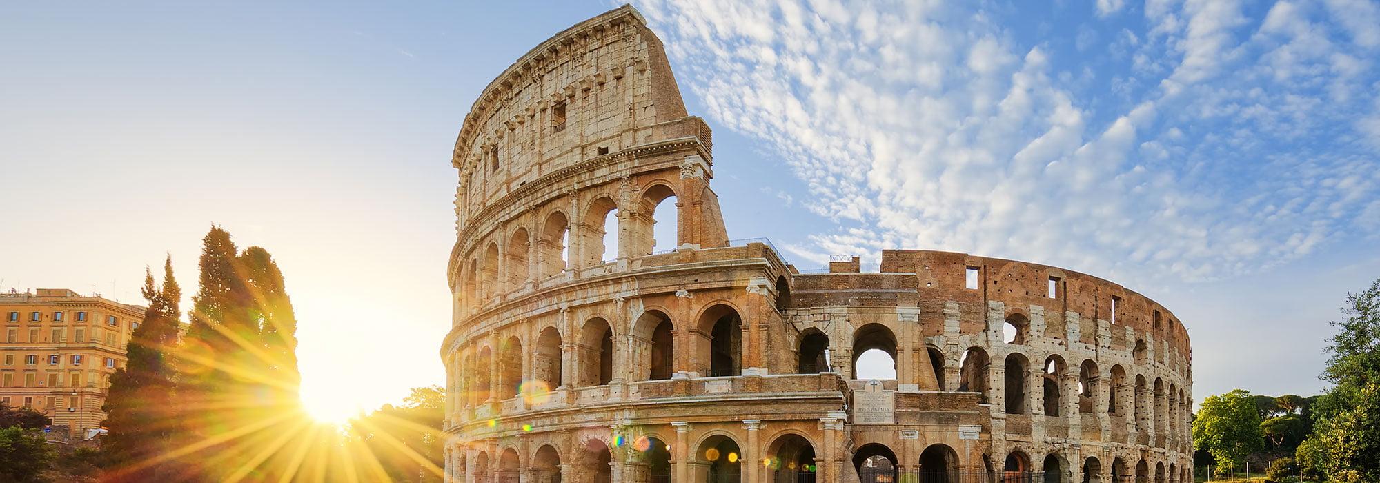 Kolloseum in Rom