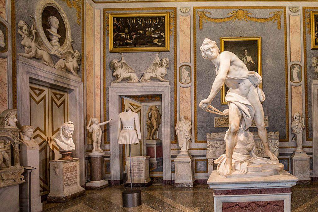 Galleria Borghese in Rom
