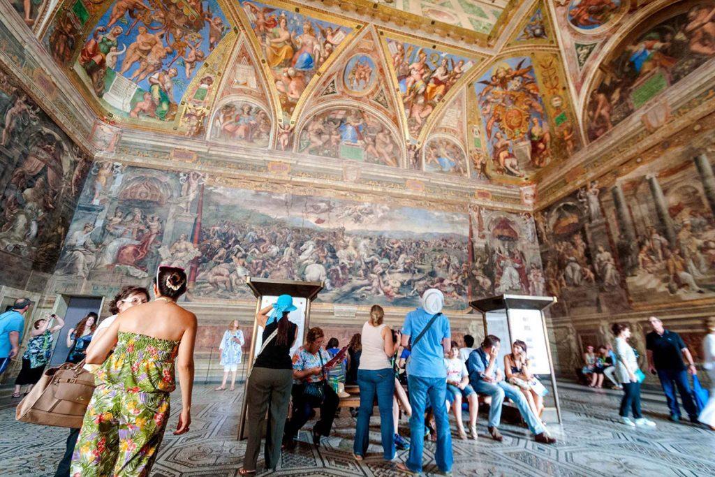 Ticket für die Vatikanische Museen