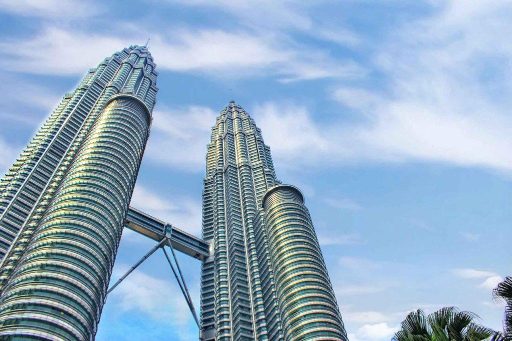 Petronas Tower in Kuala Lumpur