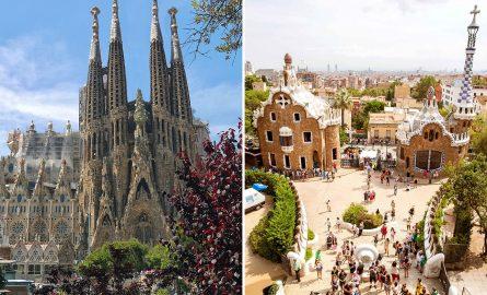 Sagrada Familia Ticket mit Park Guell