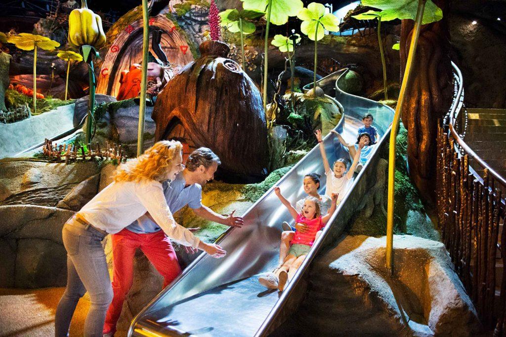 Europapark für Kinder