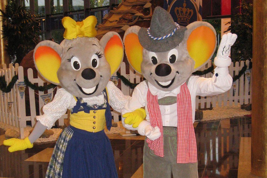 Europapark-Mäuse
