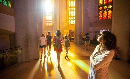 Sagrada Familia Ticket mit Schnelleinlass