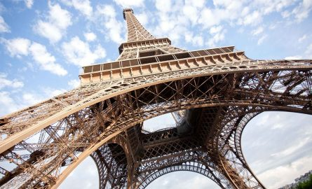 Eiffelturm Ticket