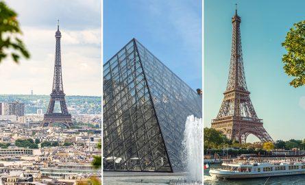 Kombiticket für Eiffelturm, Louvre und Bootstour
