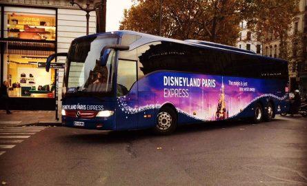 Disneyland Paris Ticket mit Transfer von Paris