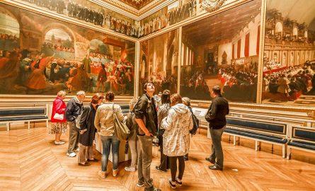 Schloss Versailles Ticket mit Führung
