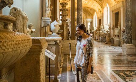 Sistine Chapel in Rom